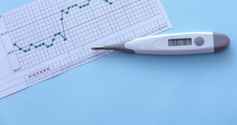 NFP Regeln: So deutest du die Temperaturkurve